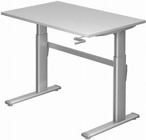 Ikea Höhenverstellbarer Schreibtisch : h henverstellbarer schreibtisch tarys ergo m 120 x 80 cm ~ A.2002-acura-tl-radio.info Haus und Dekorationen