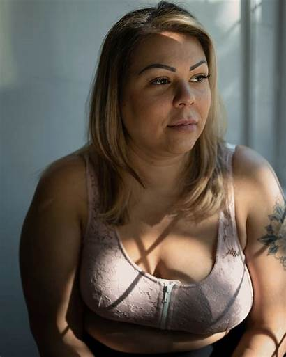 Breast Letter Stella Cancer Touching Portrait Mccartney