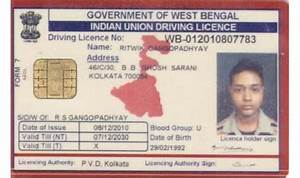 How to apply learning driving license in west bengal for Documents required for driving license