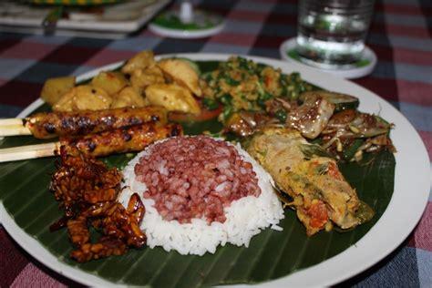 cuisine balinaise traditionnelle plats typiques balinais