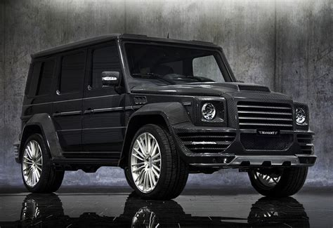 mercedes benz   amg mansory  couture