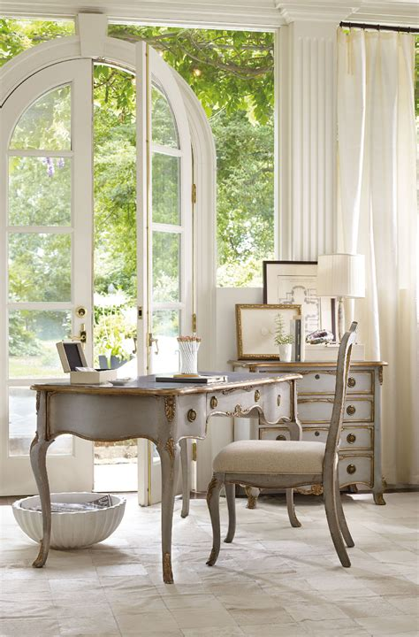 French Country Home Office Furniture