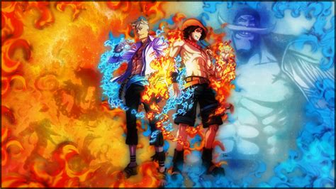 Dual Monitor Wall Papers One Piece Gt Gt Free Download One Piece Wallpaper 1 6
