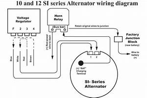 Toyota Alternator Wiring Diagram