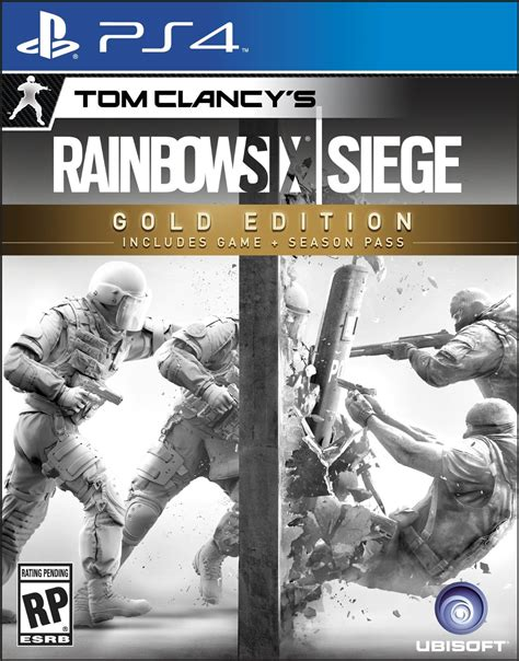 siege ps rainbow six siege gold edition box certainly is
