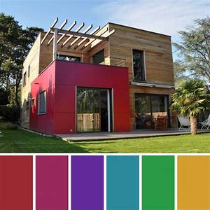 Colores de pintura para fachadas y exteriores : PintoMiCasa