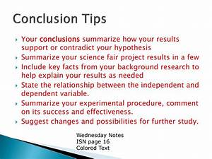 PPT - Science Fair Project PowerPoint Presentation - ID:703037