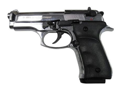 Jackal Compact Full Auto Blank Firing Replica Pistol