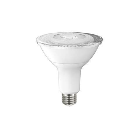 100w equivalent warm white par38 dimmable led spot light