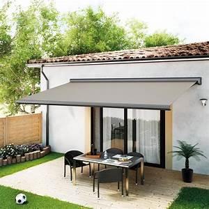 store banne motorise rio2 coffre integral 5 x 3 m t123 With store mobile pour terrasse