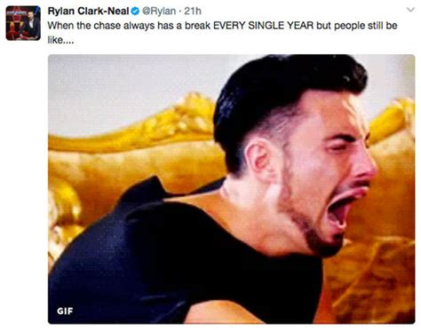 rylan clark hits back at the fans criticising his