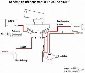 Coupe Circuit Voiture Antivol : coupe circuit ~ Maxctalentgroup.com Avis de Voitures