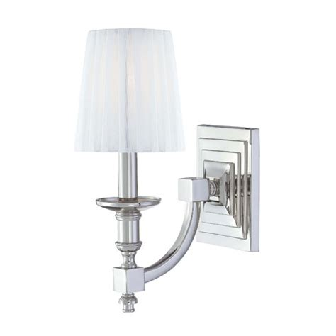 metropolitan lighting sconces metropolitan lighting metropolitan polished nickel one