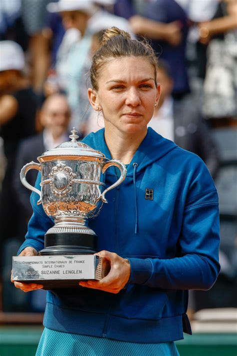 French Open 2018 - A few tactical changes made all the difference for Simona Halep