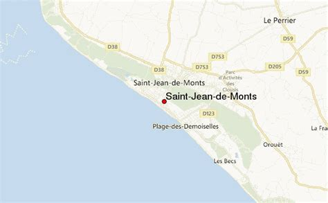 jean de monts location guide