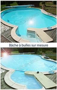 Bache Piscine Sur Mesure : bache pour bassin prix discount bulle ~ Dailycaller-alerts.com Idées de Décoration