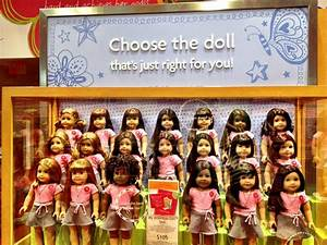 American Girl Doll Store, can't wait to take my