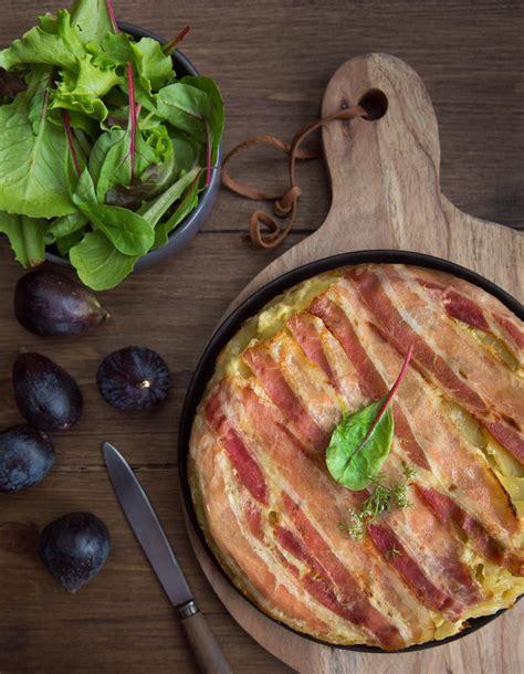 cuisine raclette recette originale tatin de raclette pour 6 personnes recettes à table