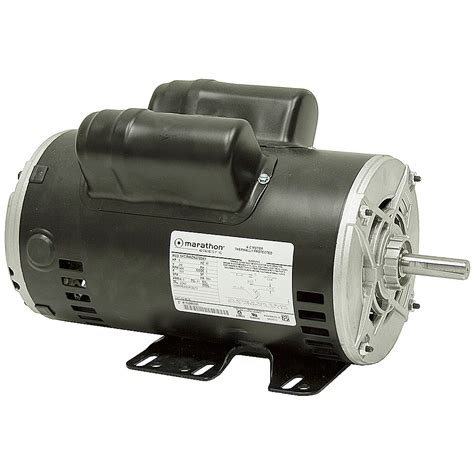 Electric Motor Hp by 5 Hp Marathon 3450 Rpm 230 Vac Compressor Motor Air