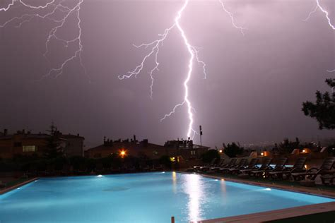 The Inconvenience Of Lightning  Pool Super Vision