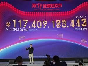 Alibaba sale nets $17.8 billion in 24 hours