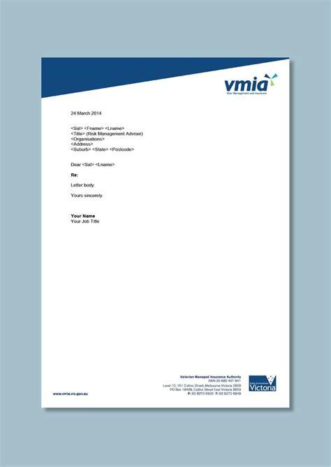 government insurance agency letterhead cordestra word