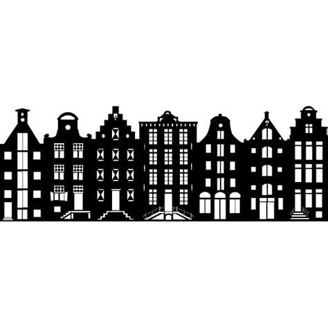 Kleurplaat Huisjes by Hollandse Huisjes Tekening Kleurplaat 82 Besten Coloriage