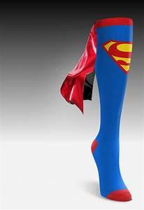 Authentic Supergirl Superhero DC Comics Knee High Cape ...