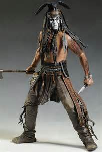 Lone Ranger and Tonto Figures
