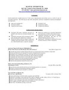 wintel administrator resume sle school administrator resume sales administrator lewesmr