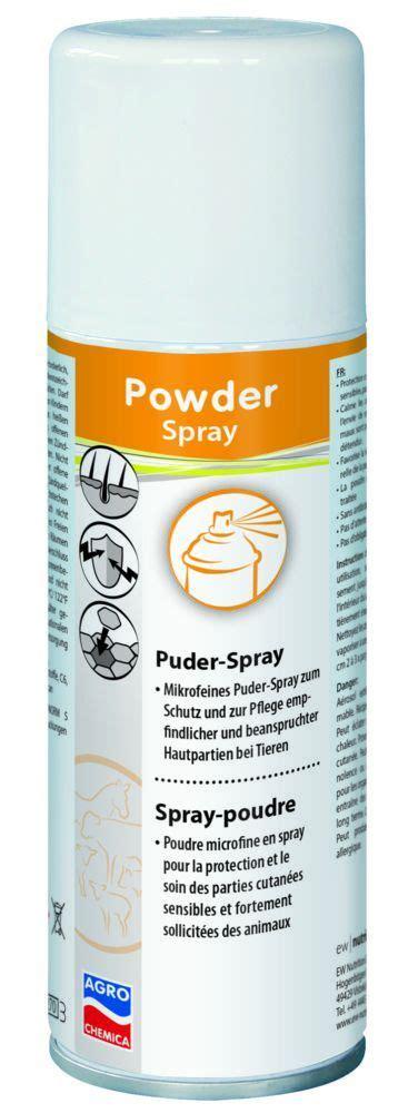 powder spray neue produkte powder spray agrar