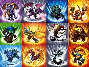 Skylanders Fan Wallpaper by jjman65 on DeviantArt