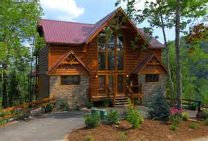 Cabin Rentals Smoky Mountains View