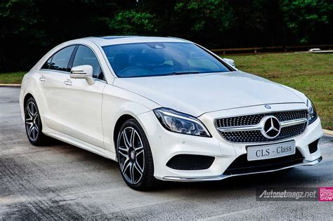 Gambar Mobil Mercedes Cls Class by Mercedes Cls 400 Amg Dynamic Autonetmagz Review