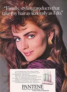 Pantene Shampoo Advertisement - 1987 - http://pzrservices ...