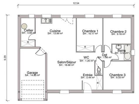 exemple devis cuisine equipee construction maison individuelle traditionnelle harmonie