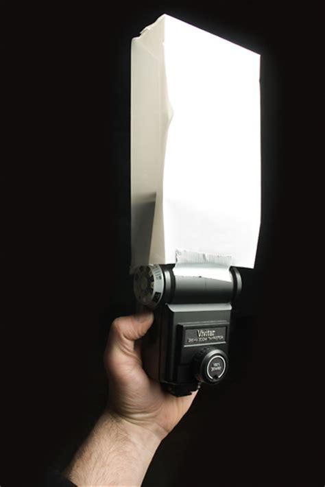 diy flash diffuser airline barf bags