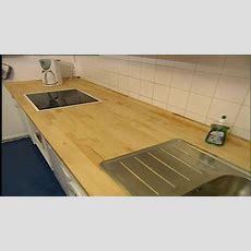 Neue Arbeitsplatte Alte Küche  Küche & Haushaltsgeräte