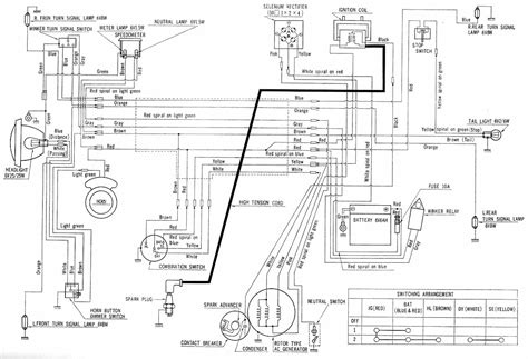 1977 Honda Ct70 Wiring Schematic by Motors Pany Impremedia Net