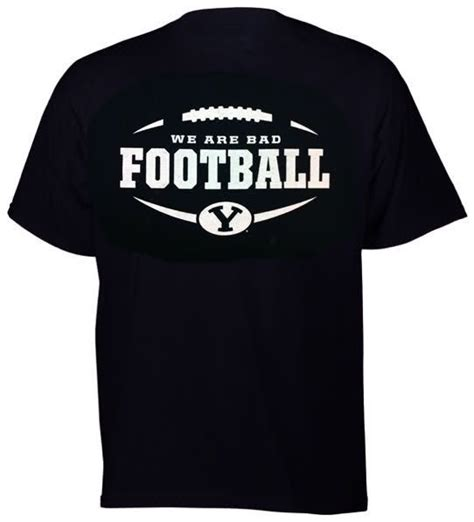 football designs for t shirts designs for football t shirts 2010 byu football t shirt