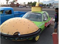 cool car! Picture of Little Anthony's Diner, Tucson