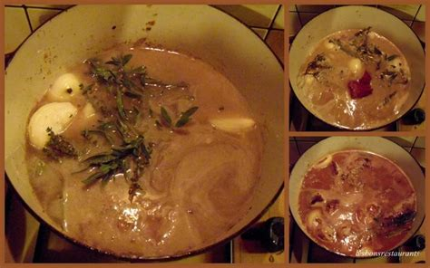 cuisiner le lapin au vin blanc lapin au vin blanc paperblog