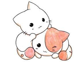 2048 kawaii cats