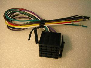 Lanzar Wire Harnes wire harness pyle audi legacy fusion mercedes vr3