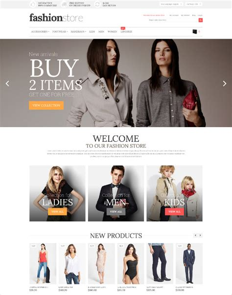 Design Template Magento Bootstrap by 18 Retail Bootstrap Themes Templates Free Premium