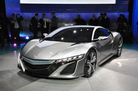 2020 Acura NSX : Japan Eyes Driverless Cars By Early 2020s