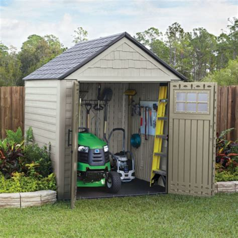 Rubbermaid Outdoor Storage Shed 7x7 by Rubbermaid 7x7 Storage Shed By Rubbermaid At Mills Fleet Farm