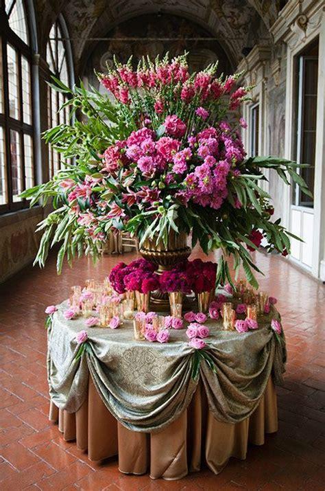fuchsia magenta pink weddings images