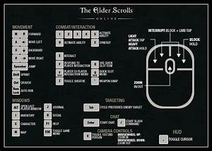 New Player Guide Controls And Keybindings The Elder