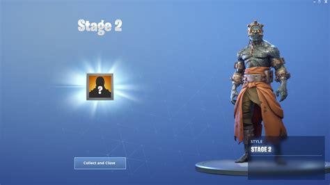 unlock stage    prisoner skin  fortnite
